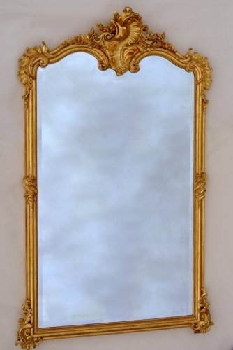 Large Napoleon III Mirror - Napoléon III