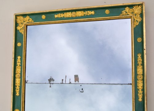 - mirror early nineteenth century