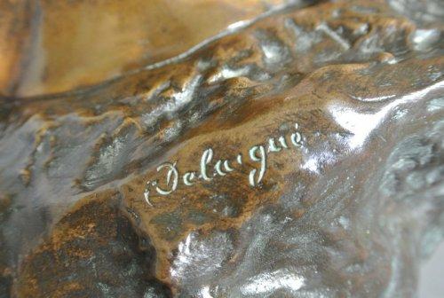 Antiquités - DANTE ALIGHIERI by Constant DELAIGUE