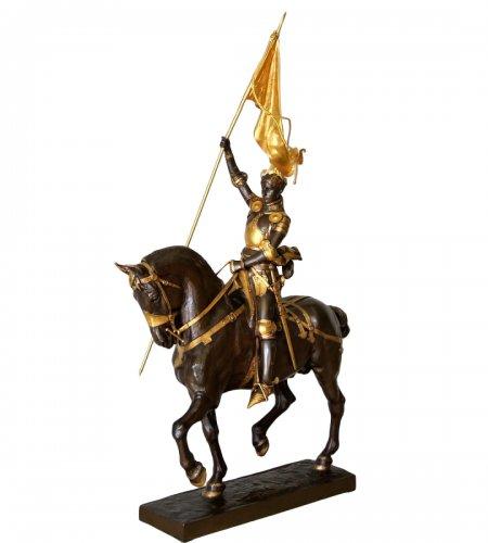 Jeanne d'Arc - Emmanuel Frémiet