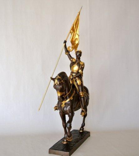 Jeanne d'Arc - Emmanuel Frémiet - Sculpture Style
