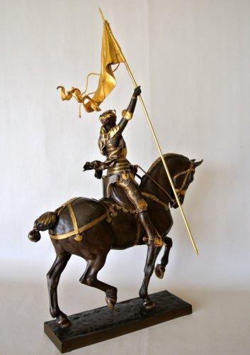 Jeanne d'Arc - Emmanuel Frémiet -
