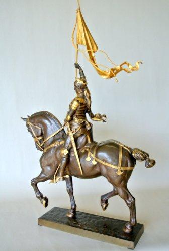 20th century - Jeanne d'Arc - Emmanuel Frémiet