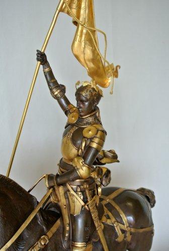 - Jeanne d'Arc - Emmanuel Frémiet