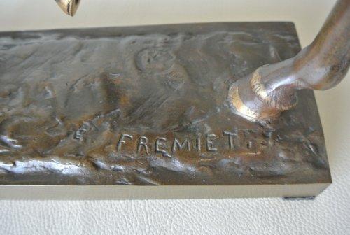 Antiquités - Jeanne d'Arc - Emmanuel Frémiet