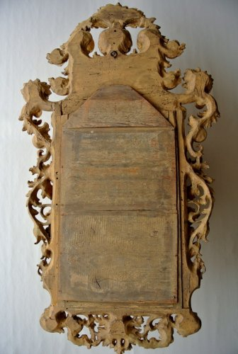 - Early 19th century Giltwood Mirror