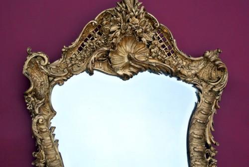 19th century - Napoléon III Mirror