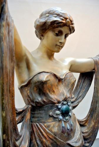 Sculpture  - Terracotta of  Goldscheider