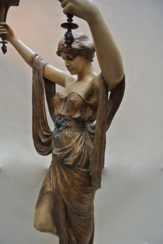 Terracotta of  Goldscheider -