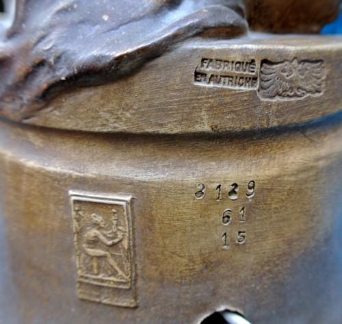 Antiquités - Terracotta of  Goldscheider