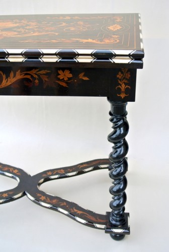 Furniture  - Table à jeux époque Napoléon III