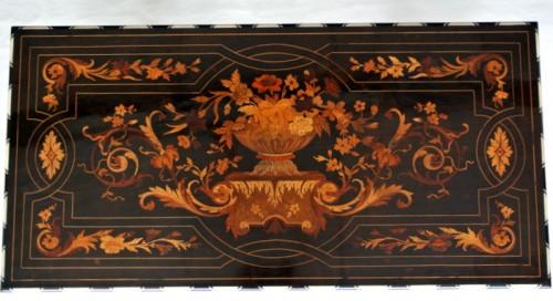 Table à jeux époque Napoléon III -