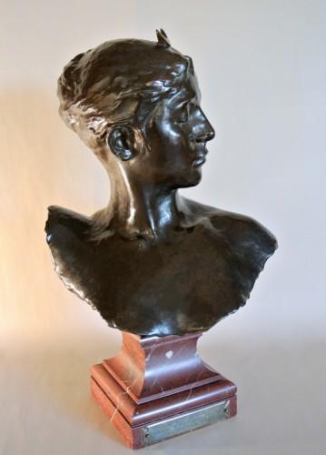 "19th century - ""Diane Chasseresse"" by Alexandre Falguière"