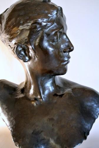 """Art nouveau - """"Diane Chasseresse"""" by Alexandre Falguière"""