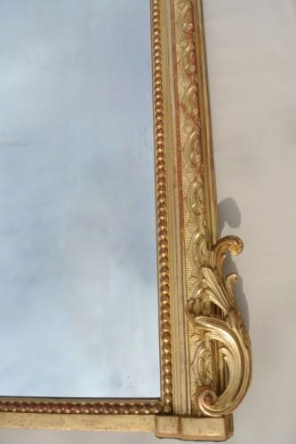 Napoléon III - Large Napoléon III  mirror