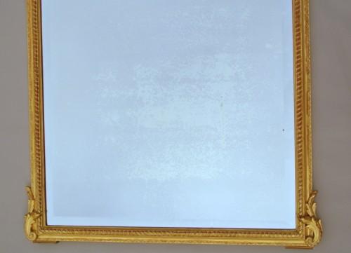 Mirrors, Trumeau  -  Napoléon III mirror XIXth century