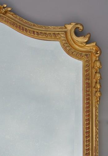 Napoléon III mirror XIXth century -