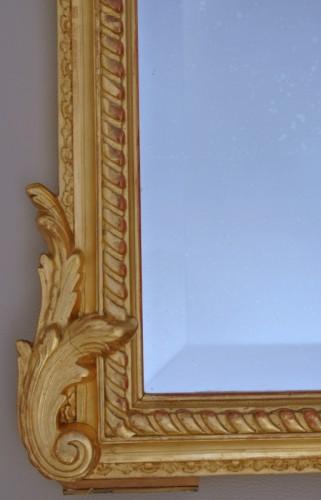 19th century -  Napoléon III mirror XIXth century
