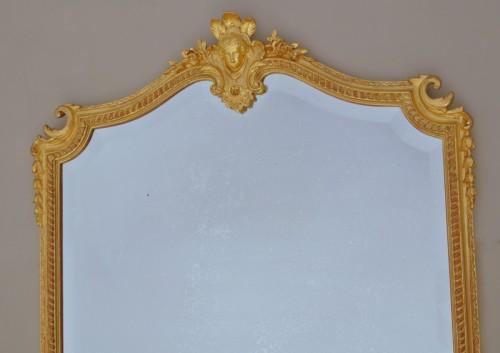 Napoléon III -  Napoléon III mirror XIXth century