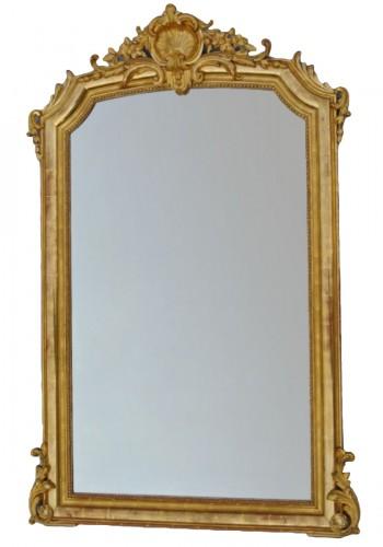 Mirror Napoléon III