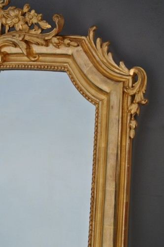 19th century - Mirror Napoléon III