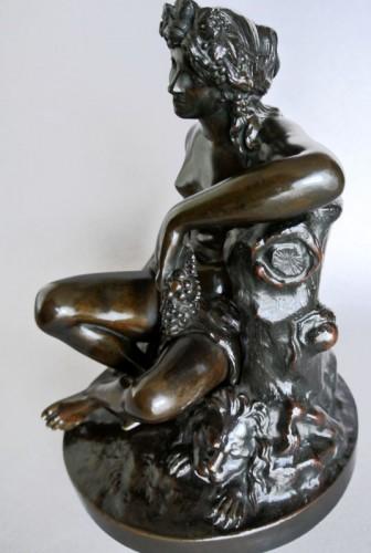 """""""Bacchante"""" by James Pradier 1790/1852 - Napoléon III"""