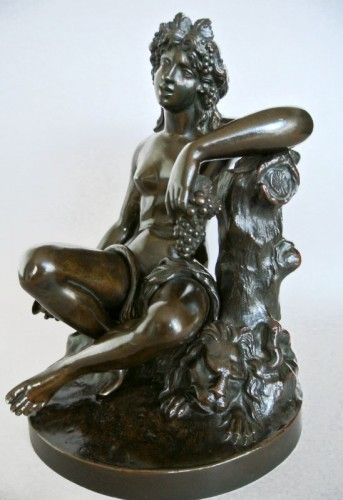 "Antiquités - ""Bacchante"" by James Pradier 1790/1852"