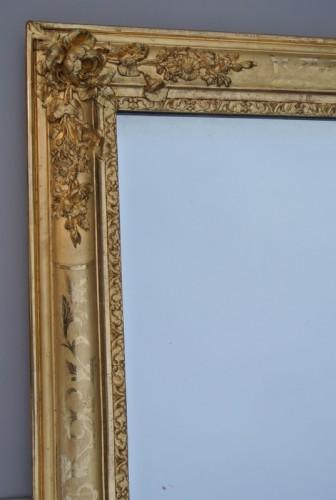 Miroir d'époque Restauration -