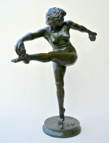 """""""Folie de Printemps"""" by Pierre DELANNOY - Sculpture Style 50"""