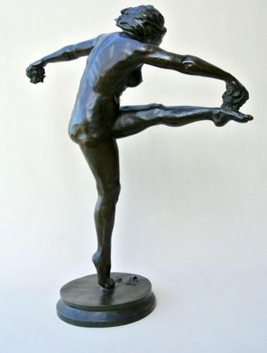 """Sculpture  - """"Folie de Printemps"""" by Pierre DELANNOY"""