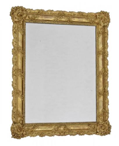 Miroir du XIXème siècle 105 X 84