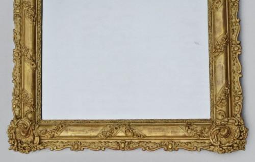 Mirrors, Trumeau  - Miroir du XIXème siècle 105 X 84
