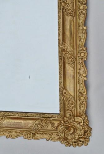 19th century - Miroir du XIXème siècle 105 X 84