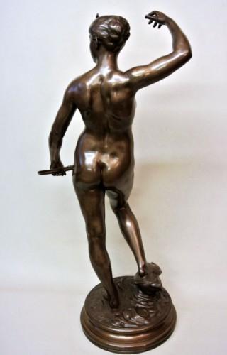 Sculpture  - Diane Huntress - Alexandre Falguière (1831/1900)