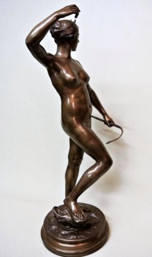 Diane Huntress - Alexandre Falguière (1831/1900) -