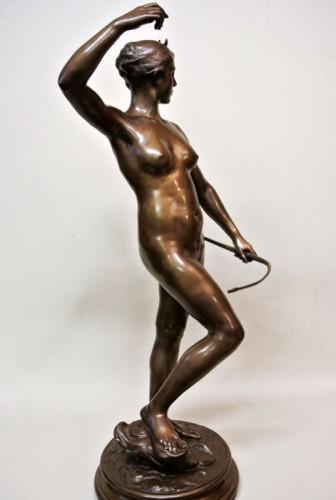 19th century - Diane Huntress - Alexandre Falguière (1831/1900)