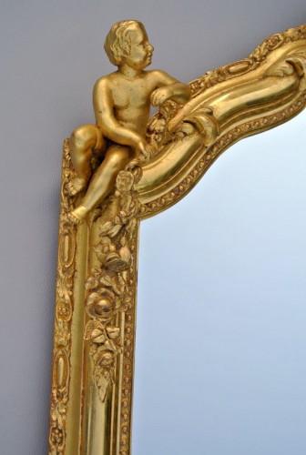 Miroir Napoléon III - Napoléon III