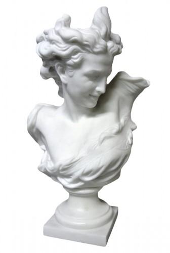 """Bust """" Le Génie de la Danse"""" d'après JB Carpeaux (1827/1875)"""