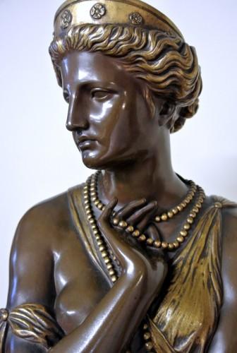 """Hélène"" by JB CLESINGER (1814/1883) - Sculpture Style Napoléon III"