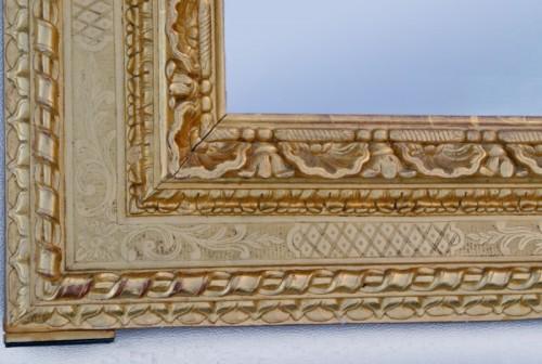 Mirror Napoléon III - Napoléon III
