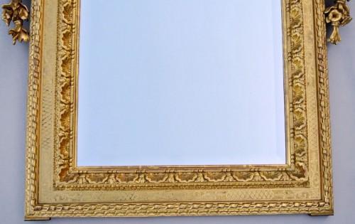 Antiquités - Mirror Napoléon III