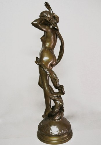 """The Shepherd's star"" by Luca Madrassi 1848/1919 - Art nouveau"