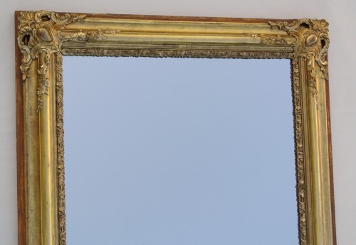 19th century - 19th-century Mirror