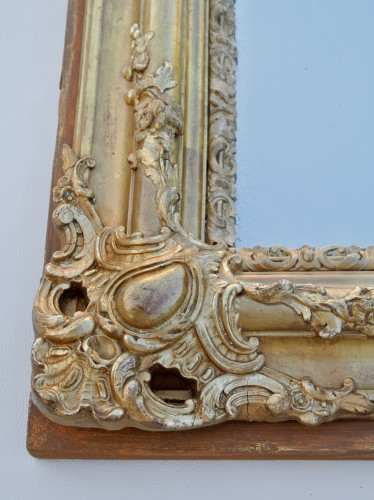 Restauration - Charles X - 19th-century Mirror
