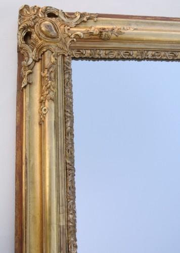 Antiquités - 19th-century Mirror
