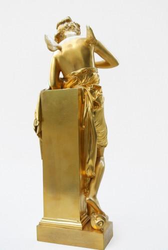 """""""Psyché à la lampe"""" A.Carrier-Belleuse (1824/1887) -"""