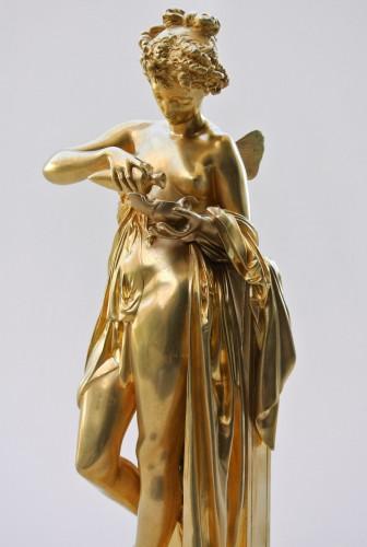 """""""Psyché à la lampe"""" A.Carrier-Belleuse (1824/1887) - Art nouveau"""