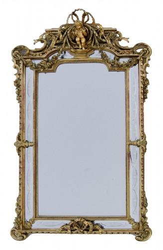 19th century century mirror