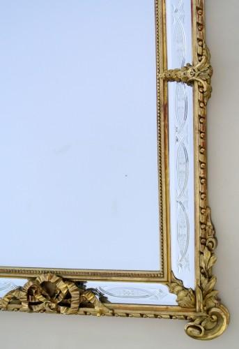 19th century -  19th century century mirror