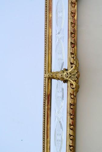19th century century mirror - Napoléon III